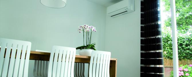 Ventilatiesystemen in huis
